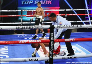 Robeisy Ramirez - Jared Anderson, Guido Vianello and Robeisy Ramirez also notch victories @ MGM Grand in Las Vegas