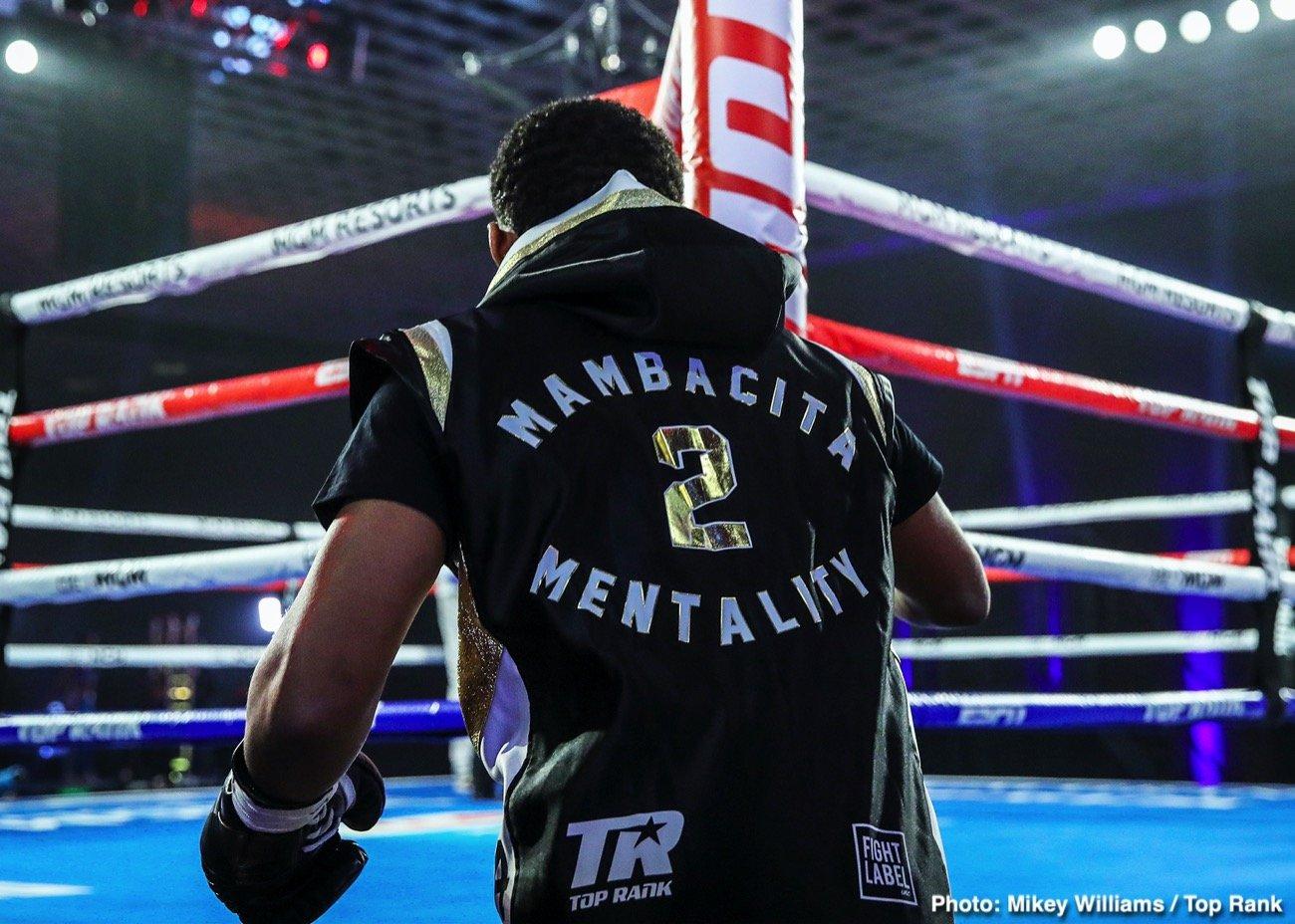 Edgar Berlanga, Felix Verdejo, Robeisy Ramirez, Shakur Stevenson, Toka Kahn Clary - Boxing News