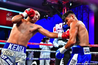 Michael Conlan - K.O. Artist Emanuel Navarrete (32-1, 28 K.O.s) could face #1 WBO ranked Michael Conlan for the WBO 126-pound title if he moves up to featherweight in his next fight and IF Shakur Stevenson vacates his title.