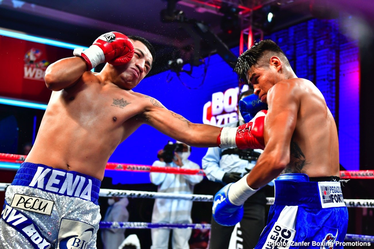Emanuel Navarrete, Michael Conlan - K.O. Artist Emanuel Navarrete (32-1, 28 K.O.s) could face #1 WBO ranked Michael Conlan for the WBO 126-pound title if he moves up to featherweight in his next fight and IF Shakur Stevenson vacates his title.