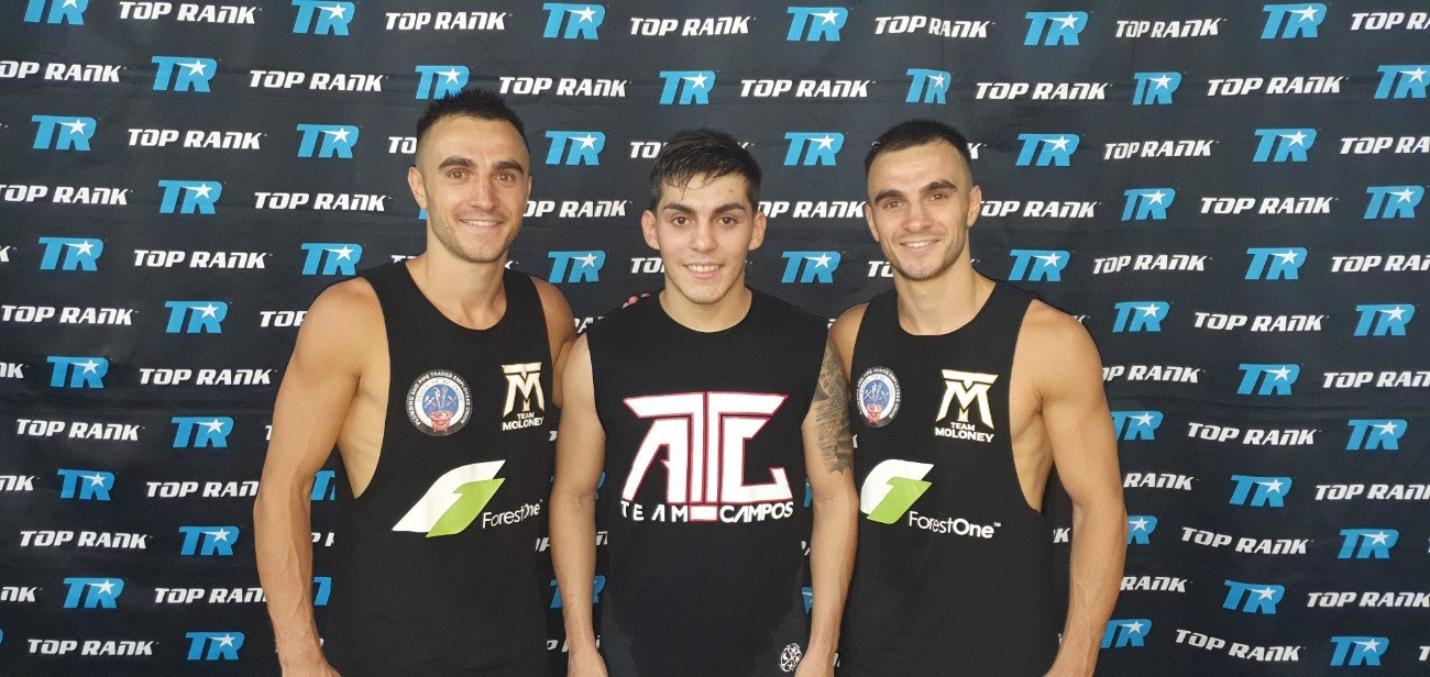 Press Room - Oceania boxing kingpin Tony Tolj has pulled off the impossible once more, as he has utilized his inner circle of contacts to gain the entry approval to the United States for Chilean flyweight sensation Andres Campos.