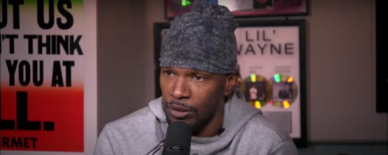 Jamie Foxx, Mike Tyson - We've been waiting quite some time for the Mike Tyson film in which Jamie Foxx will portray the former heavyweight king. The film was first spoken of way back in 2014. Foxx, who has already shown how hard he has worked in copying Tyson's instantly familiar voice, has also been pushing his body hard in an effort at transforming himself into the youngest-ever world heavyweight champ.