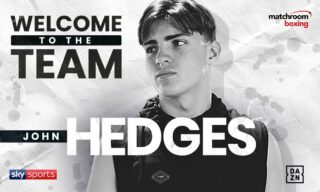 John Hedges - Undefeated WBO Super-Featherweight World Champion Ewa Brodnicka has signed a multi-fight promotional deal with Eddie Hearn's Matchroom Boxing and has targeted a unification clash with the winner of Terri Harper vs. Natasha Jonas.