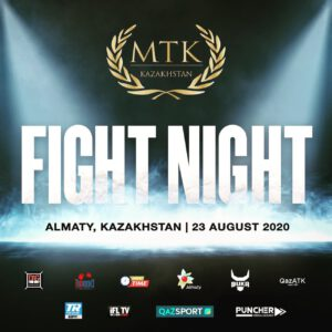 Kamshybek Kunkabayev - The show will be broadcast live in the US on ESPN+ in association with Top Rank, in Kazakhstan on QAZSPORT and worldwide on IFL TV – and is certain to be another must-see event.