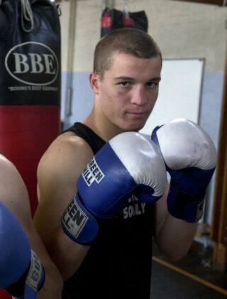 Lee Siner - Lee Siner is known throughout British boxing circles as one of the best amateur fighters not to fulfill his potential in the professional ranks. However, things have changed and Siner has made changes outside the ring in order to progress within it.