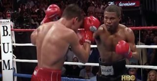 "Shane Mosley - The fight was dubbed ""Redemption,"" yet Oscar De La Hoya did not get what he wanted. So much so, that De La Hoya filed an official protest after the fight. It was Sugar Shane Mosley Vs. Oscar De La Hoya II. It was big, it was controversial and it was highly debated."