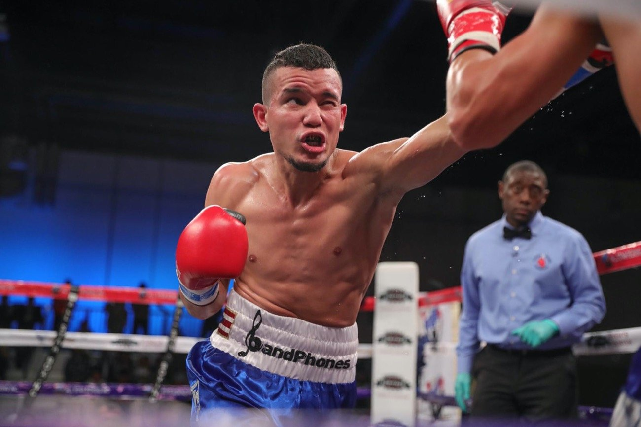 """Orlando Gonzalez - Beginning a new chapter in professional boxing preceding the COVID-19 break, featherweight prospect from Aguadilla, Puerto Rico, Orlando """"Zurdo de Oro"""" Gonzalez (14-0, 10KO's), will return to the ring next Thursday, June 25 at the MGM Grand in Las Vegas, Nevada."""