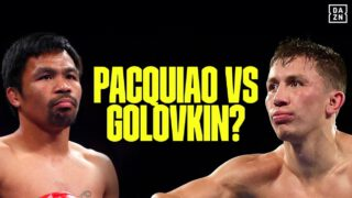 "Gennadiy Golovkin - Freddie Roach suggested that maybe, possibly, his star fighter Manny Pacquiao might be interested in ""going higher and fighting a GGG."" Instantly, the internet was buzzing with talk. Could it happen? Should it happen? Would Pac-Man have a real shot of winning the fight? Would Manny have ANY chance at winning the battle? A natural 140 pounder against a fully-fledged middleweight! Many people dismissed the action right away, while others were not sure what to think; there have, of course, been strange, unlikely, and just plain wacky contests over the years."