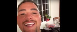 Andy Ruiz Jr: I'm coming back STRONG