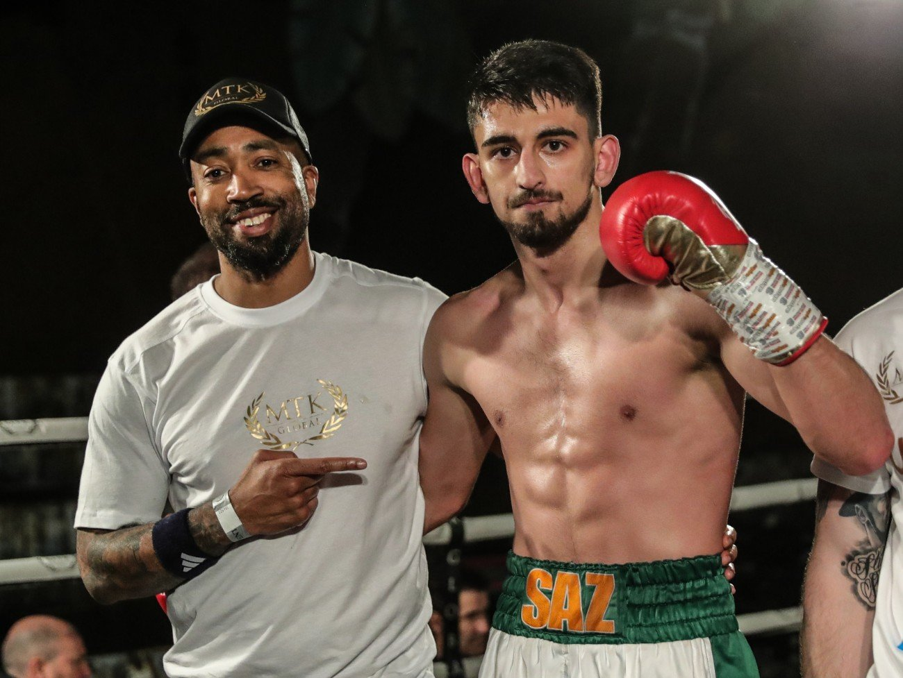 Maredudd Thomas, Sahir Iqbal - Maredudd Thomas has fired back at Sahir Iqbal ahead of their WBC Youth welterweight title showdown - insisting that this will be the fight where he displays his true power.