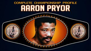 Aaron Pryor - Aaron 'The Hawk' Pryor was a two-time junior welterweight world champion who was inducted into the International Boxing Hall of Fame in 1996.