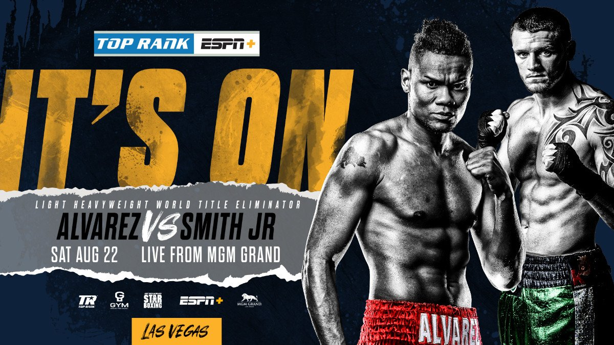 Eleider Alvarez, Joe Smith Jr. - Boxing News