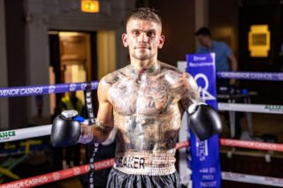 Kane Baker - Kane Baker is promising to inflict a first career defeat on Aqib Fiaz when he locks horns with the recent Matchroom signing over eight rounds in a Lightweight contest on the undercard of Terri Harper vs. Natasha Jonas on Friday, August 7, live on Sky Sports in the UK and DAZN in the US.