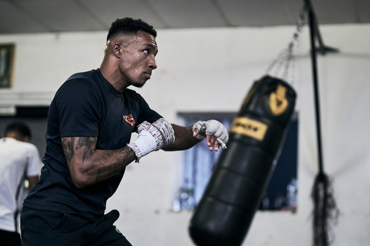 Hopey Price, Kiko Martinez, Zelfa Barrett - British Boxing