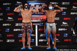 Edgar Berlanga, Eric Moon, Isaac Dogboe, Jayson Velez, Óscar Valdez - Boxing News