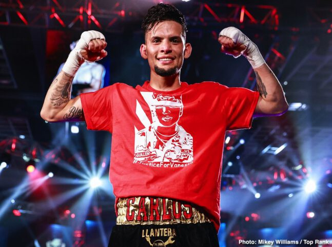 Carlos Castro, Carlos Takam, Jerry Forrest - Boxing News