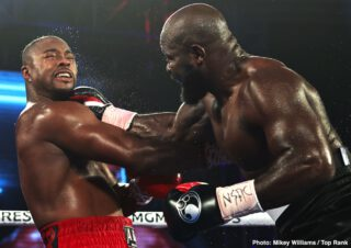 "Carlos Takam - Carlos Takam, at 39 years old, is still a heavyweight force. Takam ended Week 5 inside the MGM Grand ""Bubble"" with a 10-round unanimous decision over Jerry Forrest by scores of 98-92, 97-93, and 96-94."