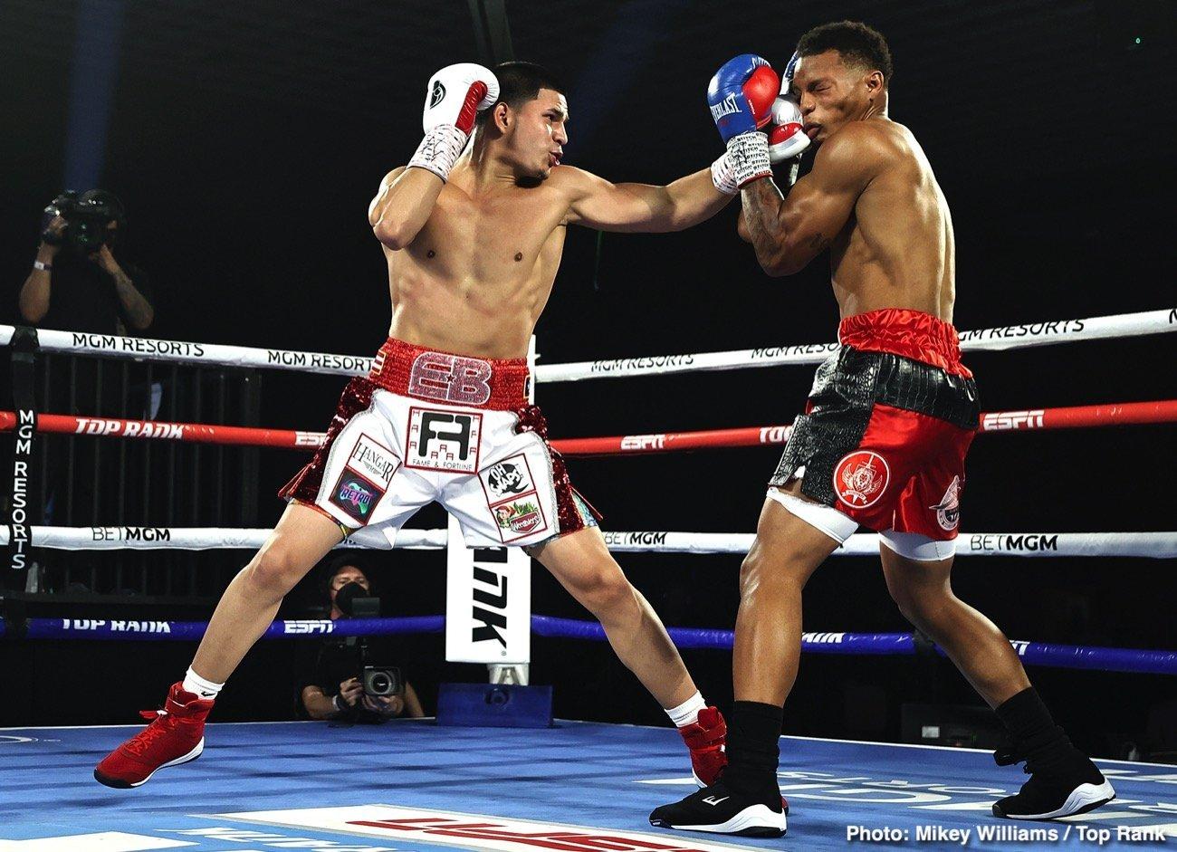 Canelo Alvarez, Edgar Berlanga - Boxing News