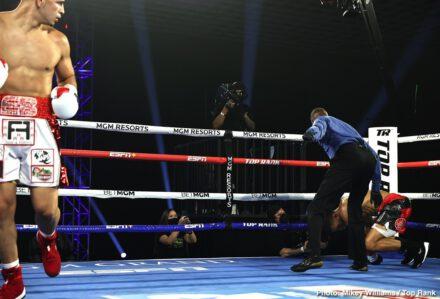 Chris Avalos, Edgar Berlanga, Elvis Rodriguez, Eric Moon, Isaac Dogboe, Jayson Velez, Óscar Valdez - Boxing News