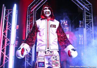 Edgar Berlanga - Boxing Interviews