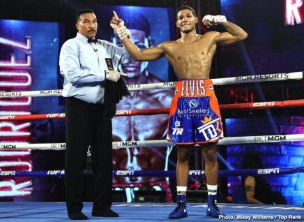 Chris Avalos, Edgar Berlanga, Eric Moon, Isaac Dogboe, Óscar Valdez - Boxing News