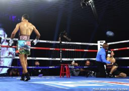 Felix Verdejo, Jared Anderson, Will Madera - Boxing News