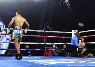 "Felix Verdejo - Felix ""El Diamante"" Verdejo entered, and then conquered, the MGM Grand ""Bubble."" The Puerto Rican star knocked out the previously undefeated ""Ill"" Will Madera in the opening round of a scheduled 10-round lightweight bout Thursday evening."