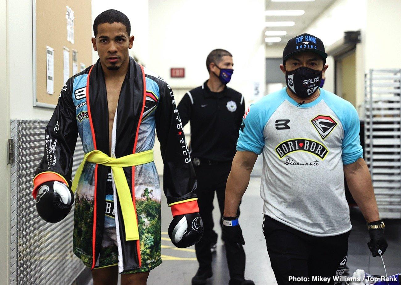 Felix Verdejo, Masayoshi Nakatani - Boxing News