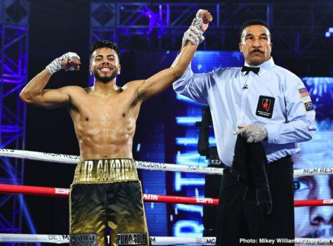 Andy Vences, Jose Zepeda, Kendo Castaneda, Luis Alberto Lopez - Boxing News