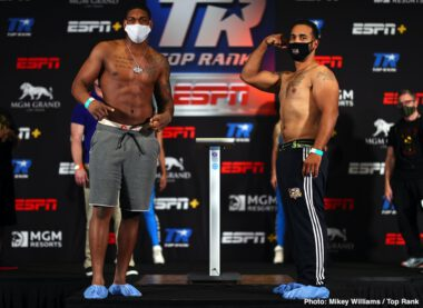 Felix Verdejo, Will Madera - TONIGHT at 8 p.m. ET / 5 p.m. PT live on ESPN & ESPN Deportes from the MGM Grand Conference Center - Grand Ballroom (Las Vegas)