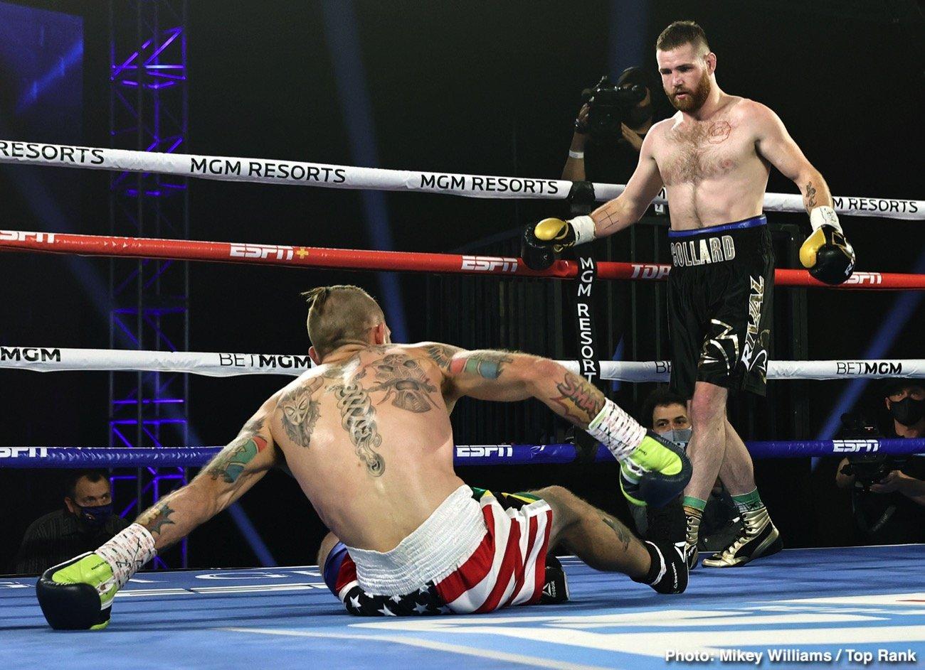 Anthony Joshua, Canelo Alvarez, Edgar Berlanga, Errol Spence Jr., Gervonta Davis, Teofimo Lopez, Tyson Fury - Boxing News