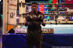 Brad Foster, James Beech Jr - Boxing News