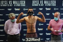 Joe Joyce, Michael Wallisch - Daniel Dubois vs Joe Joyce is the biggest domestic battle of the year. Or is it?
