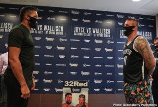 Michael Wallisch - Daniel Dubois vs Joe Joyce is the biggest domestic battle of the year. Or is it?