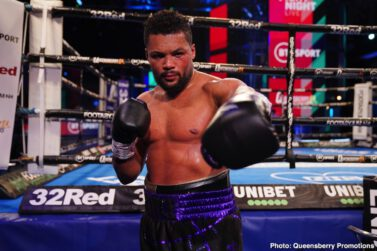 Joe Joyce, Michael Wallisch - Boxing returned to BT Sport for its second showing of the behind-closed-doors era with an action-packed, KO-heavy spectacle from the BT Sport studio in Stratford.