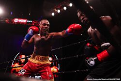 Angelo Leo, Tramaine Williams -  Angelo Leo is the new WBO Jr. Featherweight World Champion. The 26-year-old Mayweather Promotions fighter dominated Tramaine Williams en route to a unanimous decision live on SHOWTIME Saturday night from Mohegan Sun Arena in Uncasville, Conn. in the network's first live boxing event since March 13. Leo won by scores of 117-111 and 118-110 twice.