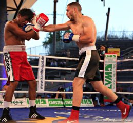 Agit Kabayel - Boxing News