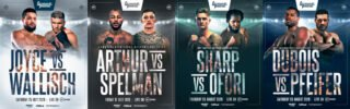 Dennis McCann - Queensberry Promotions Fill Out Summer Boxing Schedule - QUEENSBERRY PROMOTIONS are pleased to announce full details of the first five shows in what will be a huge Summer of boxing behind-closed-doors on BT Sport.