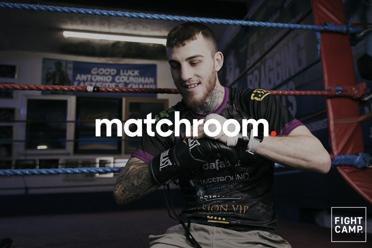 Sam Eggington, Ted Cheeseman - British Boxing