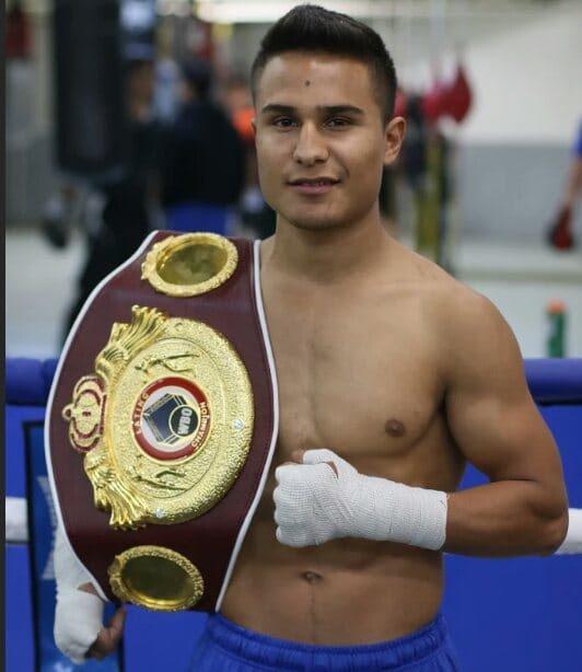 Ricardo Espinoza - Ricardo Espinoza