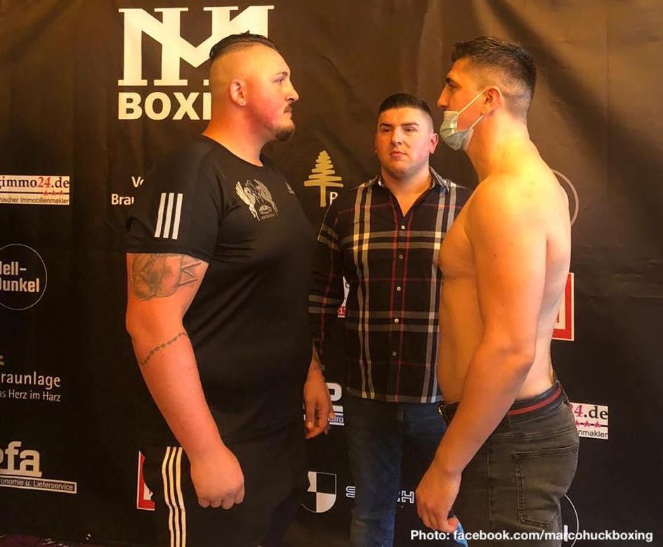 Dennis Lewandowski, Marco Huck - Boxing News