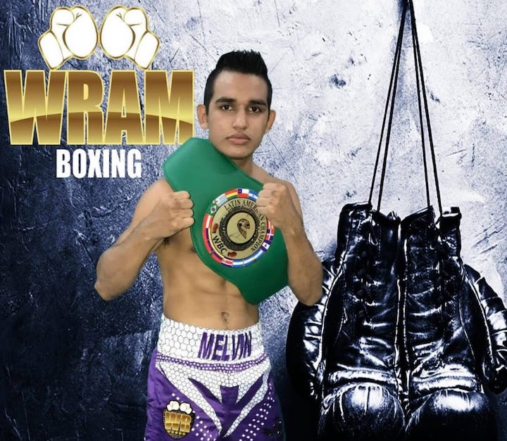 Melvin Lopez - Boxing News
