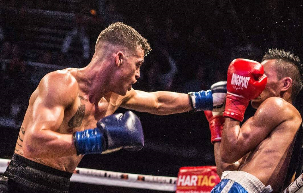 "Jackson England - WBC Super Featherweight Asian Boxing Council ""Action"" Jackson England's (12-1) rise to stardom continued when he was officially named in the World Boxing Council (WBC) super featherweight top 40 on Wednesday."