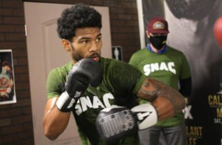 Shane Mosley Jr - Shane Mosley Jr. (15-3, 9 KOs), who is scheduled to make his Golden Boy Promotions debut this Friday, July 24, 2020, at Fantasy Springs Resort Casino in Indio, CA, has wrapped up his training camp from City Boxing in Las Vegas.