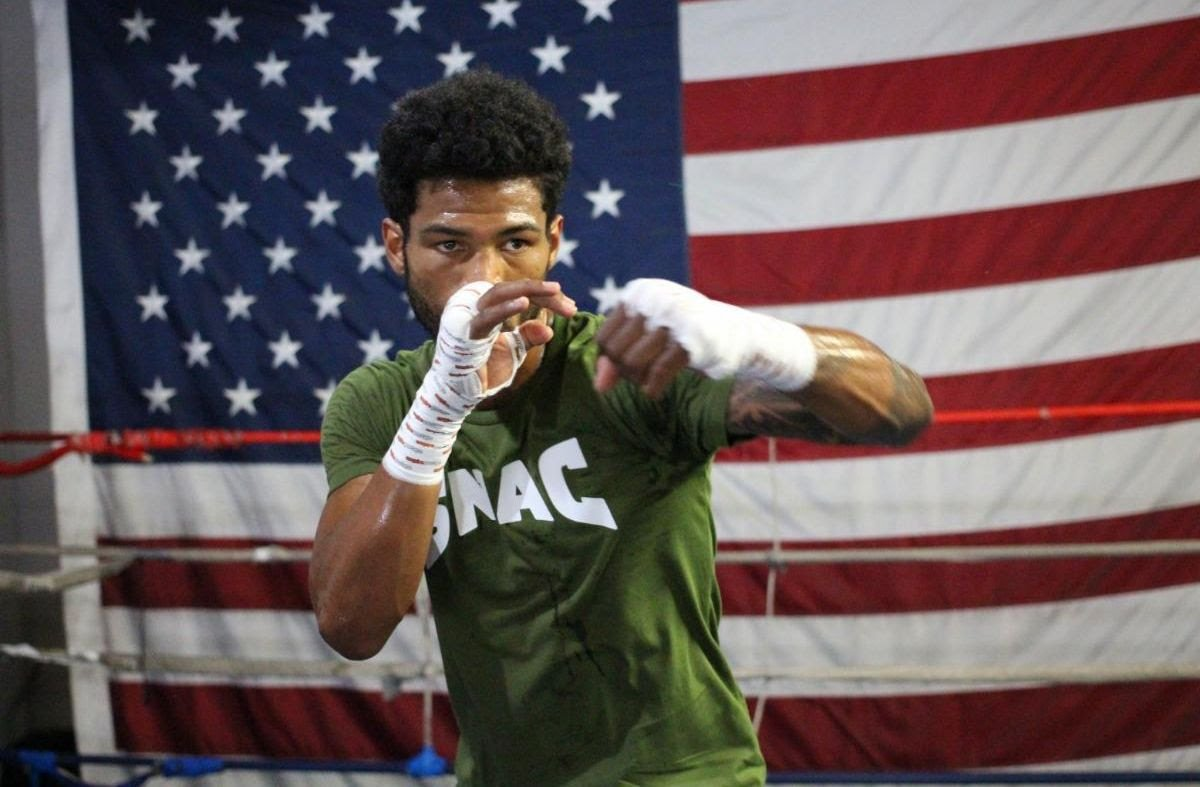 Jeremy Ramos, Shane Mosley Jr - Shane Mosley Jr. (15-3, 9 KOs), who is scheduled to make his Golden Boy Promotions debut this Friday, July 24, 2020, at Fantasy Springs Resort Casino in Indio, CA, has wrapped up his training camp from City Boxing in Las Vegas.