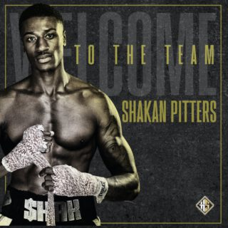 Chad Sugden, Conah Walker, Kaicee Benjamin, Shakan Pitters - Undefeated British Light-Heavyweight title contender Shakan Pitters has signed a long-term promotional agreement with renowned promoter Mick Hennessy as he advances to the next level of his career.