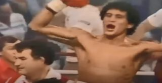 Azumah Nelson - It was Salvador Sanchez' final fight. It was also his toughest. It was an unexpected classic, a featherweight war. July 21, 1982 – Madison Square Garden, New York. Sanchez, making the ninth defence of his WBC crown, met a complete unknown named Azumah Nelson and both men showed their greatness.