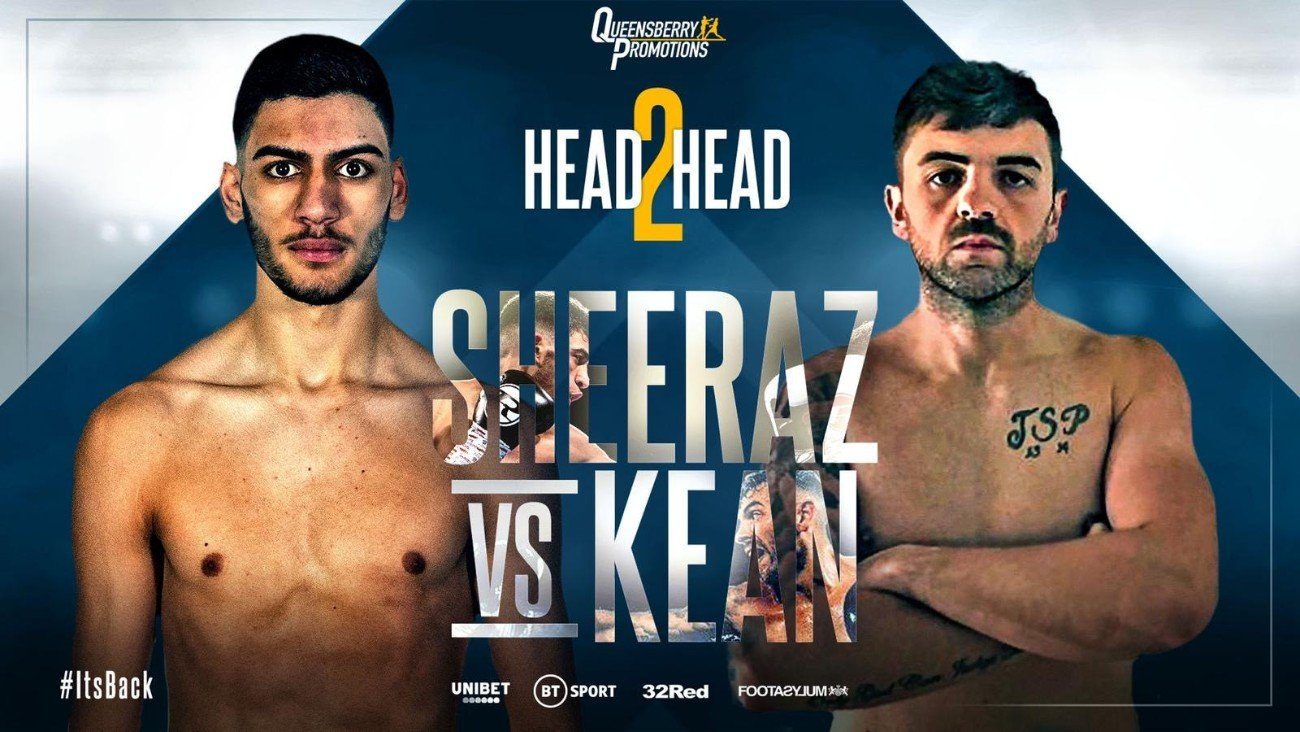 "Hamzah Sheeraz, Paul Kean - WBO European Super Welterweight Champion Hamzah Sheeraz has taken aim at challenger Paul Kean by saying that the behind-closed-doors environment plays into the Scotsman hands as he's ""used to boxing on small shows""."