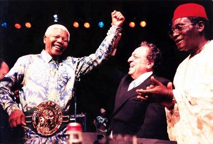 - By Mauricio Sulaimán – Son of José Sulaimán – President of the WBC