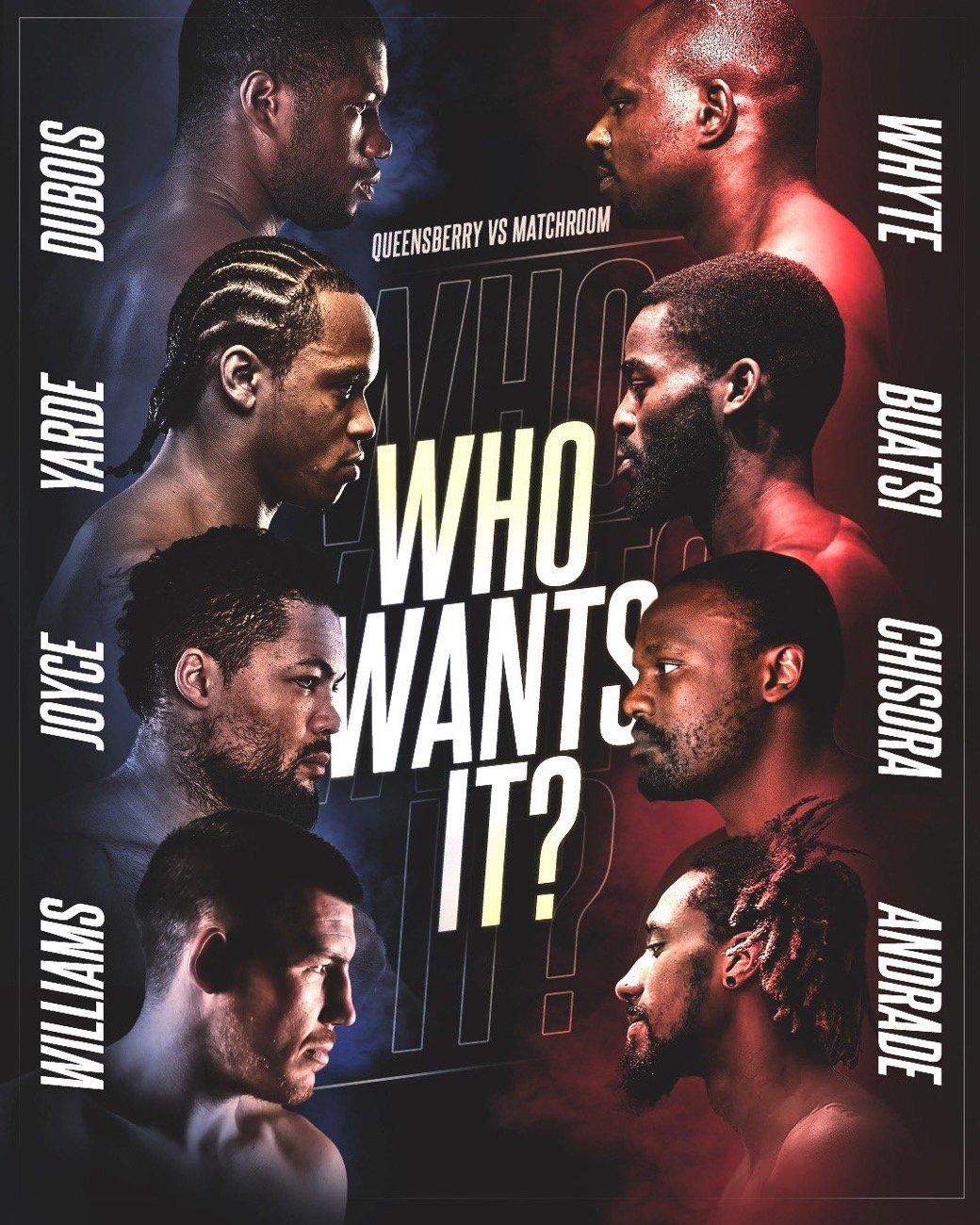 Frank Warren - Boxing News